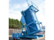 TILTER-Basculeur-container-hydraulique-projac