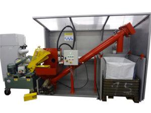 Centre d'extraction pots catalytiques