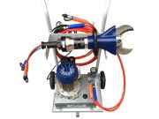 MOBI-200-ensemble-cisaille-hydraulique-portable-chariot-transport