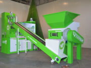 Copper Eco-500P Ligne de recyclage de cables cuivre alu