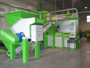 Copper Eco-500P recyclage de cables deee d3E weee
